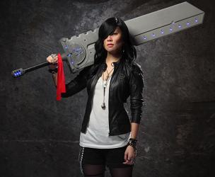 Huge Cosplay Titan Sword