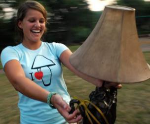 I Love Lamp Anchorman Shirt