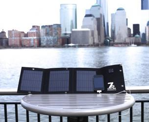 iPhone USB Solar Recharger