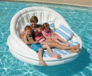 Inflatable Pool Sofa