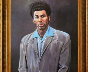 Kramer Wall Poster