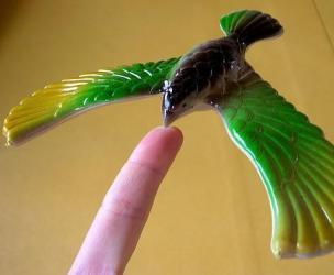 Magic Balancing Bird