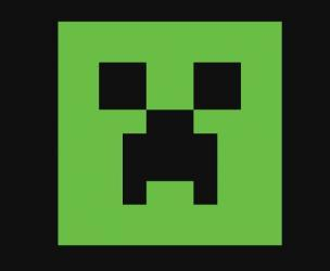 8-Bit Minecraft Creeper T-Shirt