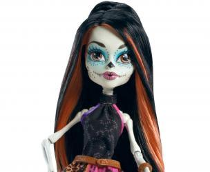 Monster High Scaris Skelita Calaveras Doll