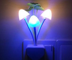 Mushroom LED Nightlight