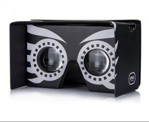 Owl Cardboard v2 VR Kit