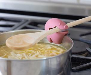 Pig Spoon Holder