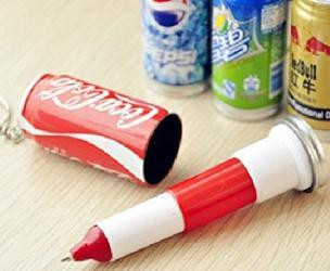 Pop Can Pens by Liroyal