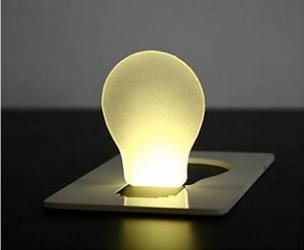 Pocket LED Card Light