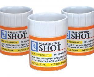 Prescription Shot Glasses