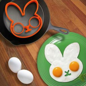 Rabbit Egg Shaper Mold