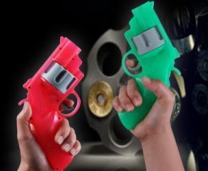 Russian Roulette Revolver