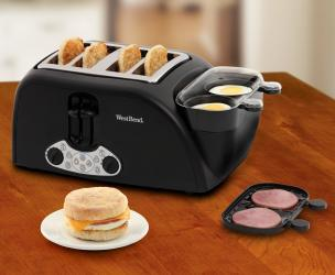 Sausage McMuffin Machine