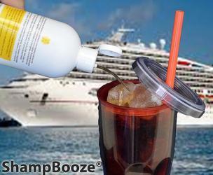 Shambooze - Cruise Ship Booze Smuggler