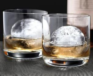 Spherical Ice Cube Mold