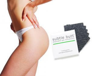 Subtle Butt: Disposable Fart Filters