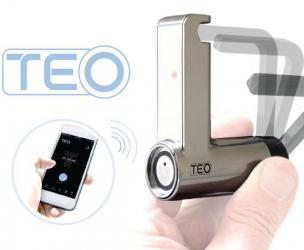 TEO: Key-Less Bluetooth Padlock