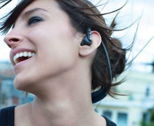Rechargeable Cordless Headphones