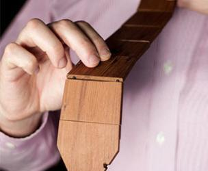 Recycled Wooden Tie