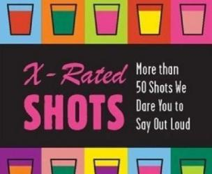 X-Rated Shots Book