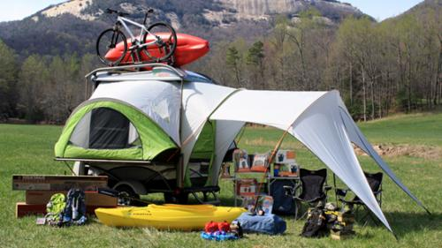Sylvansport Go Camper Trailer The Coolest Stuff Ever