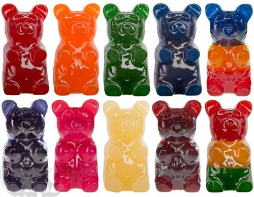 World S Largest Gummy Bear The Coolest Stuff Ever
